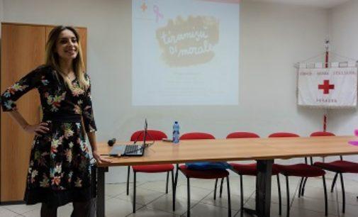 """VOGHERA 29/03/2019: Disturbi alimentari. Incontro alla Croce Rossa. L'esperta """"Il web promuove modelli irreali e addirittura contraffatti"""""""