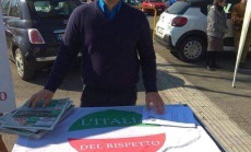 VARZI 27/03/2019: Civismo Politico. L'Italia del Rispetto venerdì torna nella piazza del mercato