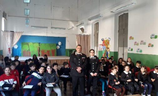 VOGHERA 27/03/2019: Lotta a Bullismo e Cyberbullismo. I Carabinieri fanno lezione all'istituto comprensivo Marsala