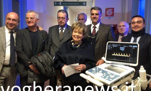 VOGHERA 13/03/2019: Donati al reparto di Nefrologia apparecchi e attrezzature per 24mila euro. Oggi la cerimonia di ringraziamento