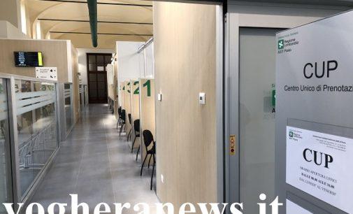 PAVIA VOGHERA OLTREPO 14/03/2019: Ospedale. Lunedì 18 marzo (nel pomeriggio) chiusi tutti i Cup dei nosocomi sul territorio provinciale