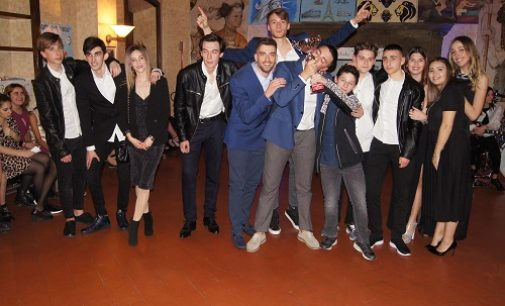 VOGHERA 26/03/2019: Gran ballo della scuola per il Pascal. Il galà al Castello di San Gaudenzio