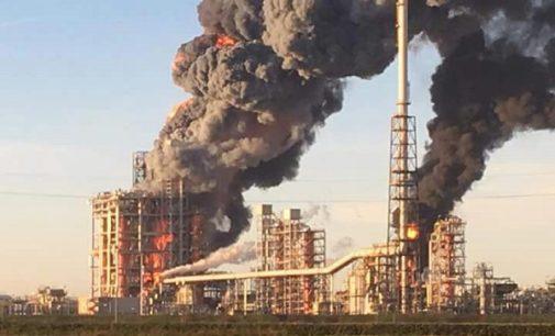 SANNAZZARO 14/03/2019: Allarme incendio alla Raffineria. Grande esercitazione di protezione civile per testare il Piano di Emergenza Esterna. Ora per ora ecco cosa è stato fatto Martedì 12 marzo