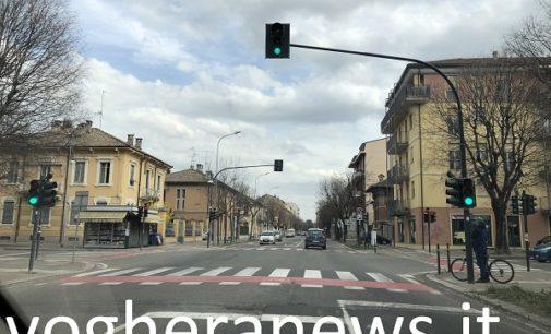 """VOGHERA 08/03/2019: """"Rosso Stop"""" al semaforo di Corso 27 Marzo/Viale del Lavoro. L'idea al vaglio dell'Amministrazione comunale"""