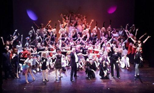 """BRONI VOGHERA 21/03/2019: Grande successo per lo spettacolo """"Dipinti in movimento"""" del Tarditi Studio dance di Voghera"""