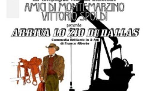 VOGHERA 13/03/2019: Teatro. Ai Barnabiti gli Amici di Montemarzino portano lo… Zio di Dallas