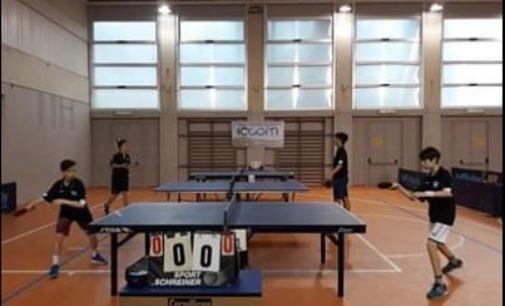 VOGHERA 04/03/2019: Ping Pong. A Tortona sono rimasti in 4. Il Derthona ora cerca appassionati in città