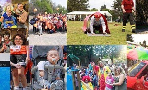 """VOGHERA 18/03/2019: Sono 77 le persone che correranno per l'associazione vogherese con figli disabili """"Una Mano per"""""""