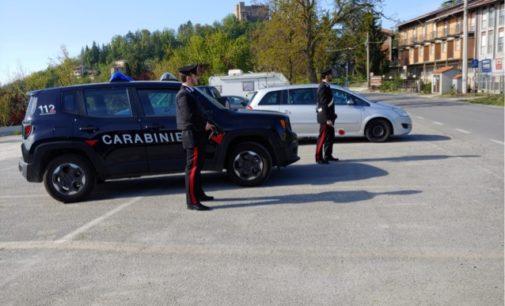RUINO 23/04/2019: Carabinieri a caccia del condannato per bancarotta. Lo trovano utilizzando internet