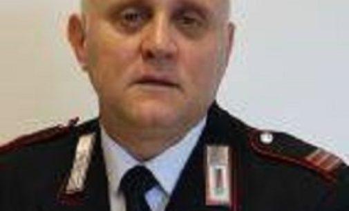 VOGHERA ITALIA 14/04/2019: Morte del carabiniere Vincenzo Carlo Di Gennaro. Le condoglianze