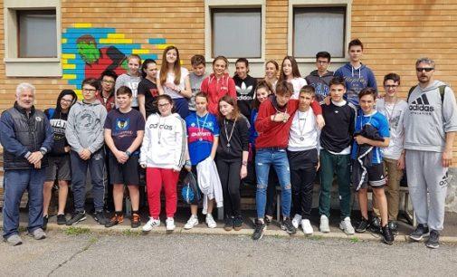 VOGHERA 19/04/2019: Scuola. Grandi soddisfazioni ai Giochi sportivi per gli studenti di Pascoli, Don Orione e Casei