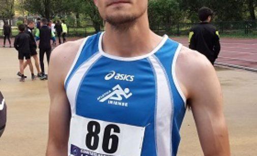 VOGHERA 08/04/2019: Atletica. Stefano Marchese dell'Iriense sfiora il record vogherese sugli 800