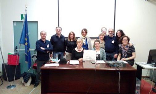 VOGHERA 13/04/2019: Prove di volontariato con Anteas e Iscos anche all'Istituto scolastico Baratta