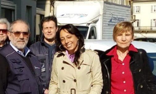 VOGHERA 02/04/2019: Volontariato. Giovani Over65 e Immigrati. Al Maragliano con Anteas due laboratori a cura di Iscos Lombardia