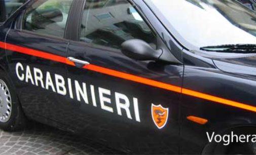 VIGEVANO 31/03/2021: Carabinieri intervengono per un furto al supermercato. Ma poi pagano la spesa all'anziano indigente fermato