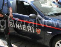 BASTIDA PANCARANA 25/09/2019: Ladro in fuga provoca 3 incidenti sulla provinciale Sp35. Arresto dai carabinieri