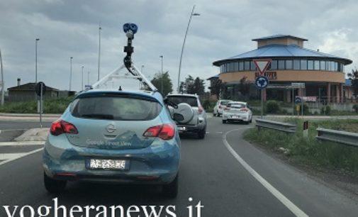 PAVIA SAN MARTINO 29/04/2019: L'occhio di Google Street View di nuovo sulle strade pavesi