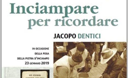 VOGHERA 16/04/2019: Jacopo Dentici. Pubblicato il catalogo della mostra documentaria sul giovane partigiano