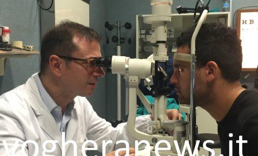 VOGHERA 04/04/2019: Glaucoma e malattie dell'udito. Domenica Screening gratuiti in piazza Duomo organizzati dai Lions Clubs