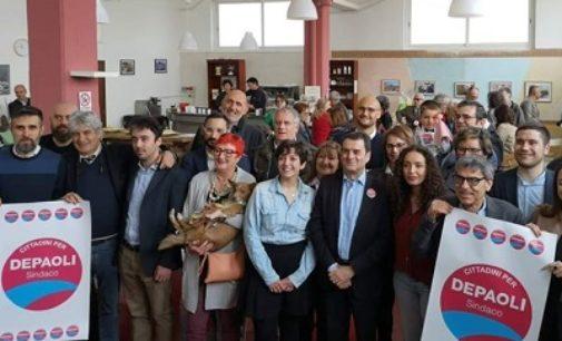 """PAVIA 14/04/2019: Elezioni. Depaoli lancia la """"sua"""" campagna. Parole d'ordine: """"Continuità, sostenibilità e concretezza"""""""