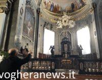 VOGHERA 09/04/2019: Il restauro del Duomo. Ieri Oggi e Domani. I lavori fatti. E i lavori ancora da fare per terminare il restauro della Collegiata di San Lorenzo