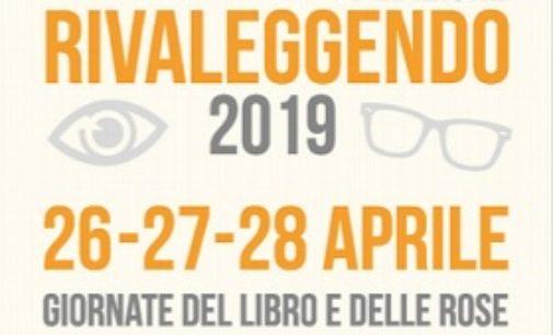"""RIVANAZZANO 26/04/2019: Partita oggi la 5° """"Rivaleggendo"""". Tre giorni di cultura lettura e di editoria locale"""