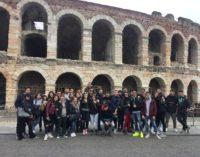 VOGHERA 17/04/2019: Scuola. Tre giorni sul Lago di Garda per i ragazzi del Liceo Santachiara
