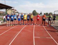 VOGHERA 26/04/2019: Atletica. Successo per il trofeo Liberazione al Campo Giovani