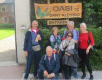 VOGHERA 06/05/2019: Successo per la visita all'Oasi di S. Alessio