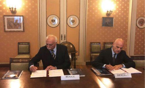 PAVIA 06/05/2019: Eni e Università di Pavia insieme per la trasformazione del settore energetico