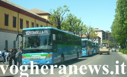 VOGHERA 12/02/2020: Bus. Da lunedì parte il controllo a bordo dei biglietti