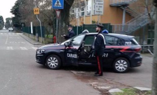 """SANNAZZARO 21/05/2019: In carcere a Voghera il 43enne che ha violato le """"misure alternative"""""""
