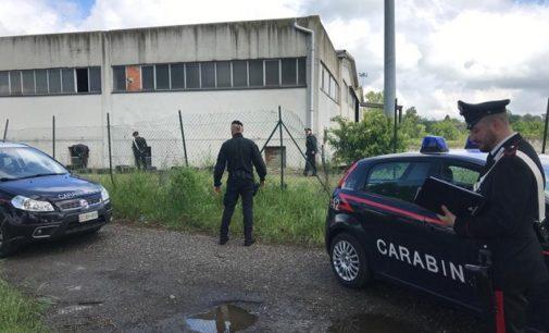 """VOGHERA CASEI GEROLA SANTA GIULETTA 10/05/2019: Operazione """"Periferie sicure"""" dei carabinieri.Verificate le aree dismesse. Un giovane denunciato per detenzione e spaccio di stupefacenti. Due quelli segnalati"""