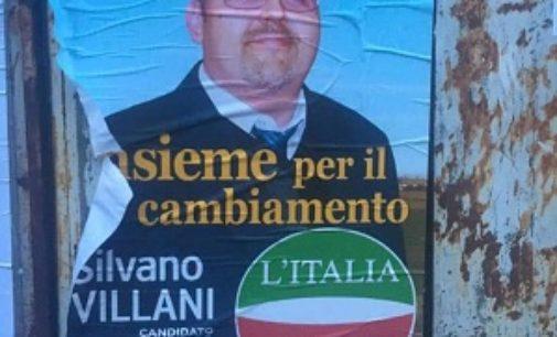 CORANA 20/05/2019: Elezioni. Manifesti strappati. L'Italia del rispetto presenta denuncia ai carabinieri