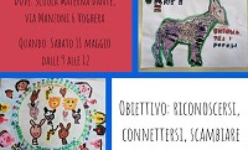 """VOGHERA 08/05/2019: Scuola. L'IC Dante punta su l'""""Okapi"""" per promuovere inclusione e intercultura"""