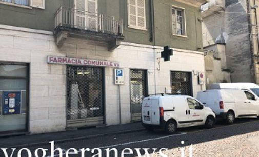 VOGHERA 22/10/2019: Nuovo ingresso dall'Ospedale per la Farmacia 3. L'inaugurazione venerdì