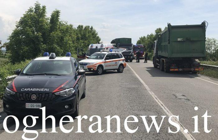 MONTEBELLO DELLA BATTAGLIA 26/05/2019: Incidente in tangenziale. Botte droga… e due cani. Inquietati i risvolti rivelati dai carabinieri di Casteggio sul fatto di venerdì