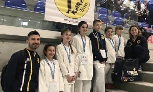 """VOGHERA 15/05/2019: Otto """"ori"""" per il Karate Team de La Palestra by Malibù"""