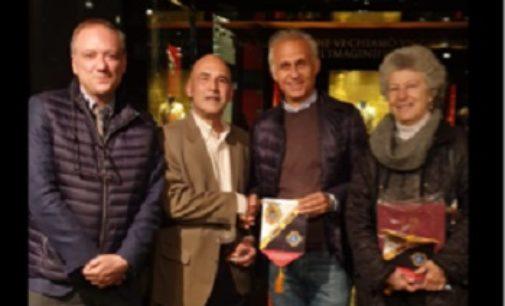 VOGHERA 20/05/2019: Il Lions Club in visita al Vittoriale degli Italiani di Gardone Riviera