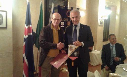 """CERVESINA 27/05/2019: Il Lions di Voghera ospita Leo Sisti con il suo nuovo libro """"Il paradiso dei ricchi"""""""