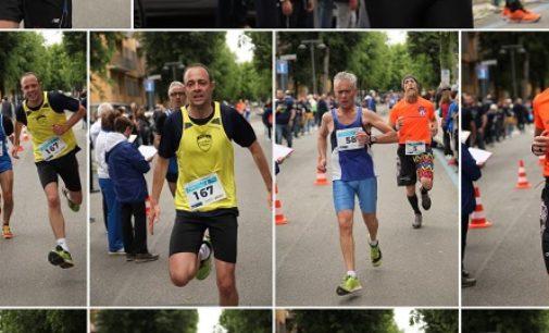 VOGHERA 14/05/2019: Run for Parkinson. In tanti al via. Pavese alla ribalta con molti atleti in gara