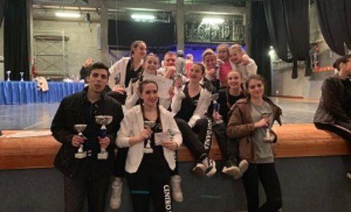 VOGHERA 02/05/2019: Nuovo successo per i ballerini della scuola di danza vogherese