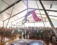 VOGHERA 31/05/2019: Inaugurata la 637a Fiera dell'Ascensione. Fino a domenica musica, danze, gastronomia, bancarelle e cultura