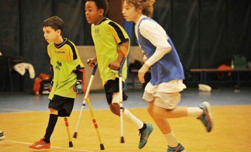 VOGHERA 17/05/2019: Disabili e normodotati insieme nello sport. Per due giorni Voghera è capitale della solidarietà