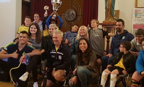 VOGHERA 21/05/2019: Disabilità. Venerdì al Campo Giovani le prime Paralimpiadi vogheresi