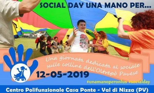 """VAL DI NIZZA 07/05/2019: Disabilità. Domenica il Social Day dell'associazione """"Una Mano per"""".La cittadinanza è invitata"""