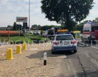 PIZZALE 06/06/2019: Scontro auto bici sulla Sp23. Deceduto automobilista 79enne
