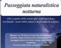 ROMAGNESE VOGHERA 21/06/2019: Oggi la camminata notturna al Panperduto organizzata dal Museo