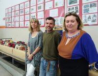 VOGHERA 11/06/2019: Ceramica. I manufatti degli studenti esposti alla Pascoli