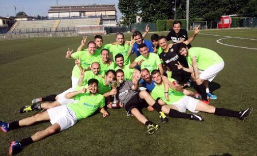 VOGHERA 18/06/2019: La squadra degli Arbitri di Voghera vince il Memorial Raccichini di Vigevano